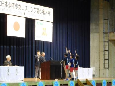 レスリング北日本大会 094