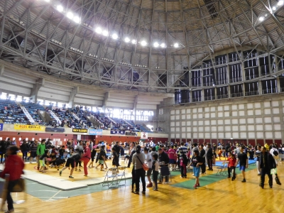 レスリング北日本大会 104