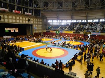 レスリング北日本大会 125