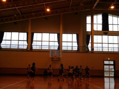 バスケの練習 013