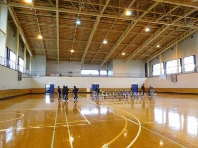 バスケ練習試合 004