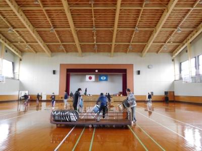 バスケ練習試合 002