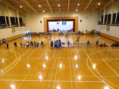 バスケ練習試合 026