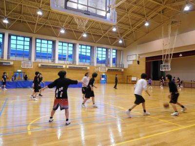 バスケ練習 005