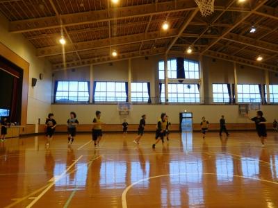 バスケ練習。 004