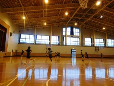バスケ練習。 003