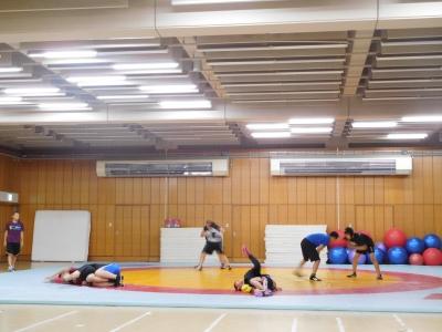 中レス練習 009
