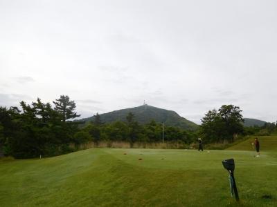 男鹿早朝ゴルフ 017