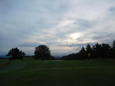 男鹿早朝ゴルフ 011