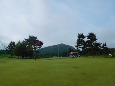 男鹿早朝ゴルフ 027