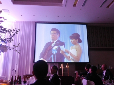 結婚式 041