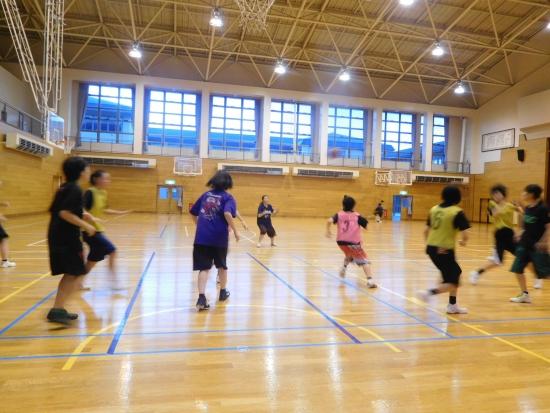 バスケ練習 004