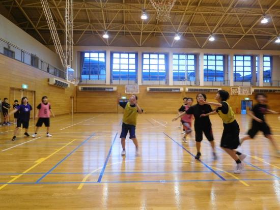 バスケ練習 002