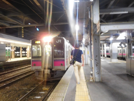 秋田駅前からす森 036