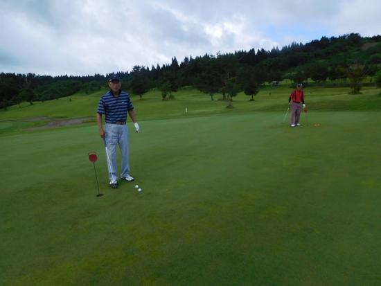 八郎潟ゴルフ 004