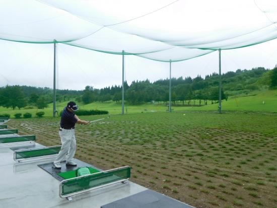 八郎潟ゴルフ 003