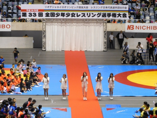 少年レスリング全国大会 055