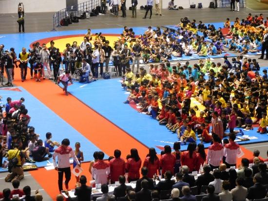 少年レスリング全国大会 033