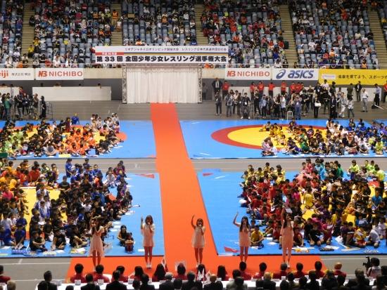 少年レスリング全国大会 057