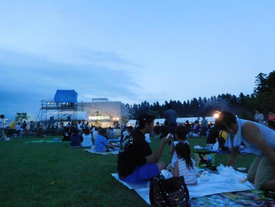 森岳夏祭り 001
