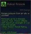 PURGE POISON