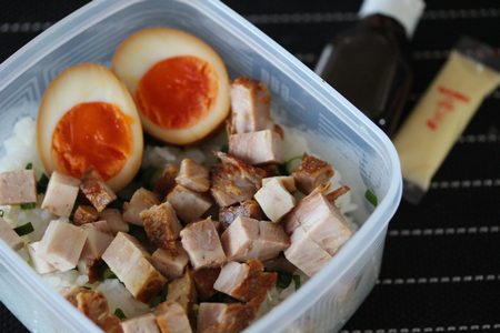 チヤーマヨ丼弁当