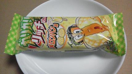 赤城乳業「ガリガリ君リッチ メロンパン味」