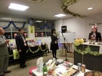 乾杯:遠藤恵子先生