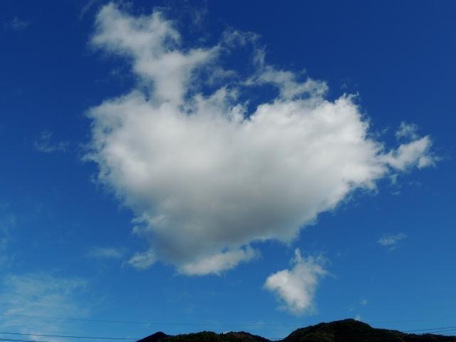 N8419空ゆく雲