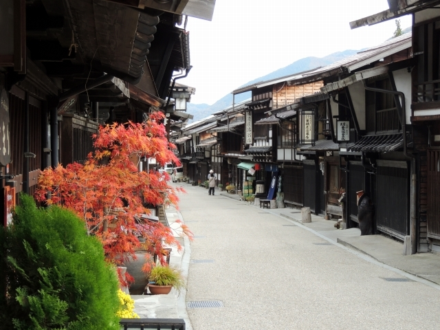 N8497奈良井宿