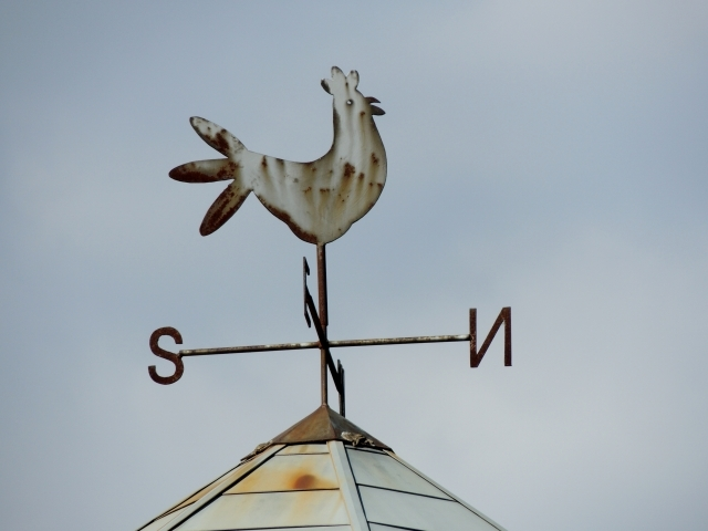 N8494風見鶏