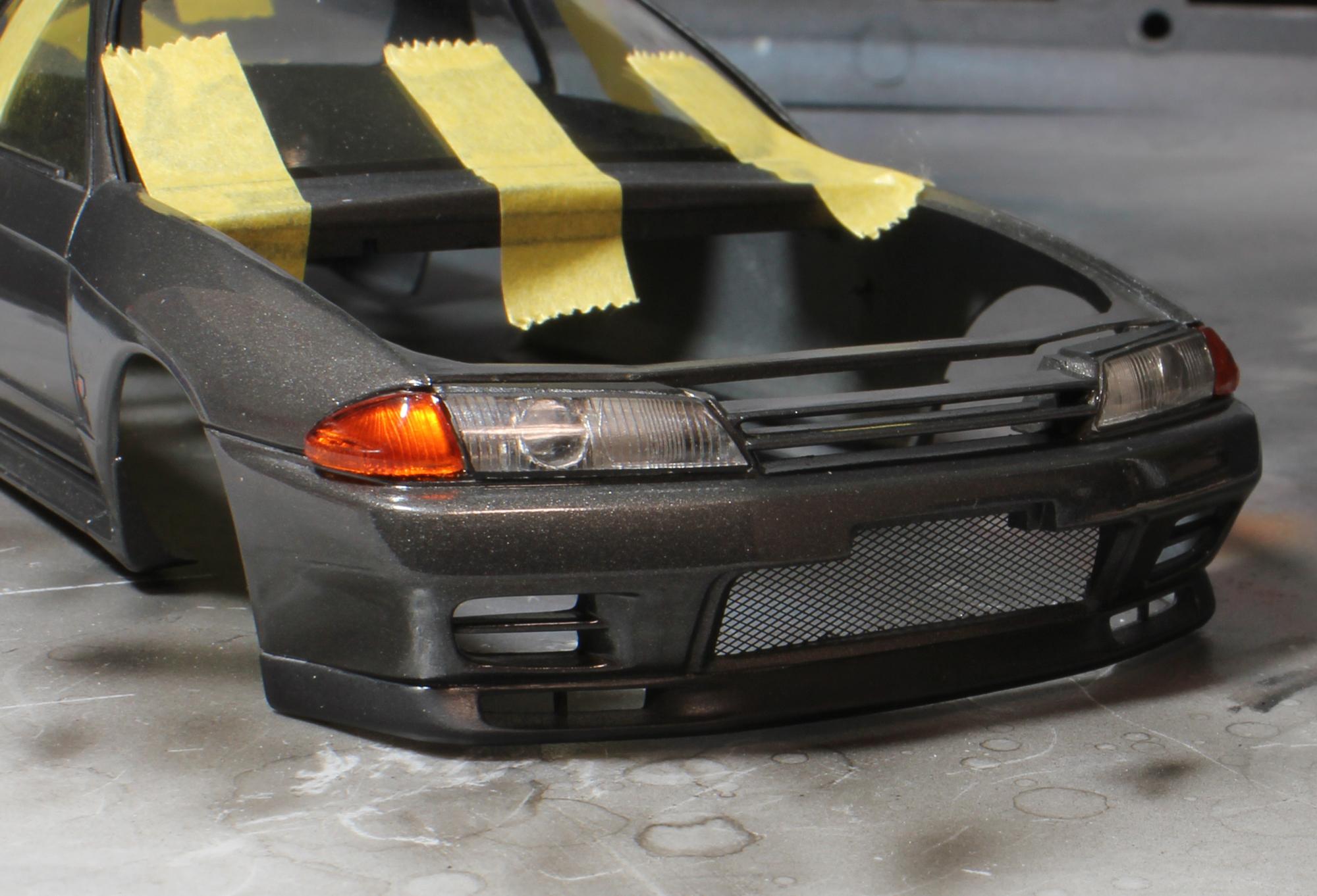 R32外装仕上げ2