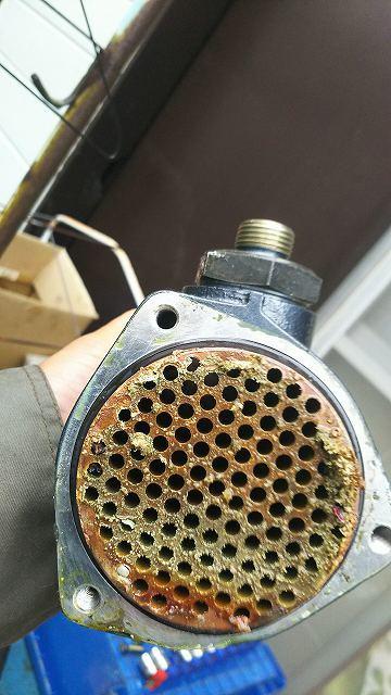 ZF305-OIL-COOLER