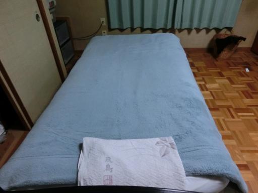 敷き毛布2