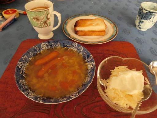 今日の昼食17
