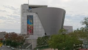大阪文化館・天保山