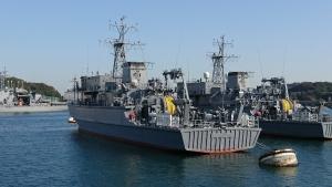 YOKOSUKA軍港めぐり