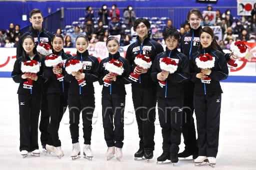 世界選手権代表選手