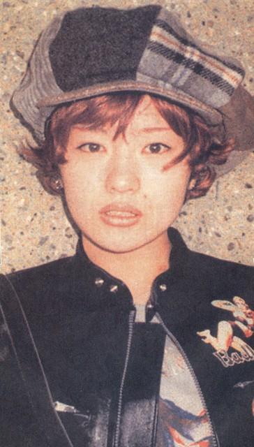 キャスケット帽子か被る椎名林檎