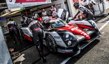 2016 TOYOTA TS050 HYBRID TOYOTA GAZOO Racing Le Mans 24 Hourstoyotagazooracing.com › WEC ル・マン 24時間耐久レース