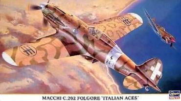 マッキ MC.202(Macchi M.C.202)フォルゴーレ Folgore フランコ・ルッキーニ Franco Lucchini アルファロメオ RA1000RC41 マッキ MC.205(Macchi M.C.205ヴェルトロ Veltro