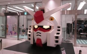 「1/1ガンダムヘッド」GUNPLA EXPO WORLD TOUR JAPAN 2016 ガンプラ EXPO エキスポ ワールドツアージャパン「ガンプラEXPO in SHIZUOKA」、静岡パルコ池袋・サンシャインシティ「ガンプラEXPO限定品」ガンダムビルドファイターズトライ『鉄血のオルフェンズ』HG・MG・RGグレード バンダイホビーサイト