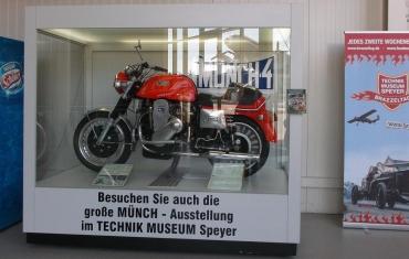 ミュンヒ-4 Münch (motorcycles)シュパイアー技術博物館