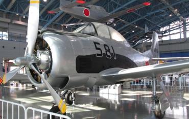 ノースアメリカンT-28トロージャン初等練習機/軽攻撃機(Trojan)ライト R-1820 サイクロン9(Wright R-1820 Cyclone 9 )SBCヘルダイバー SBDドーントレス B-17 フライングフォートレス ダグラス DC-3零戦52型Mitsubishi A6M アルジェリア独立戦争ベトナム戦争コンゴ動乱 航空自衛隊浜松広報館・エアーパーク