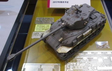 M1スーパーシャーマン(Super-Sherman)Medium Tank M4ShermanM51 שרמןイスラエル国防軍(IDF)צבא הגנה לישראלجيش الدفاع الإسرائيليタミヤフェア2016Tamiya‐Fairツインメッセ静岡1/35プラモデル静岡ホビーショーhobby-showツインメッセ静岡 twinmesse SHIZUOKA