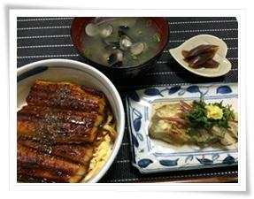 2016-8-24夕食