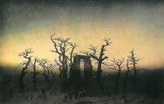 9 ブナの森の修道院