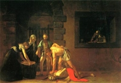18 洗礼者ヨハネの斬首