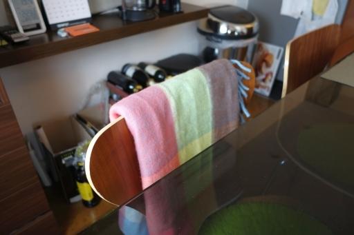 広電  電気ひざ掛け毛布