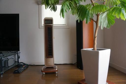 縦型 扇風機